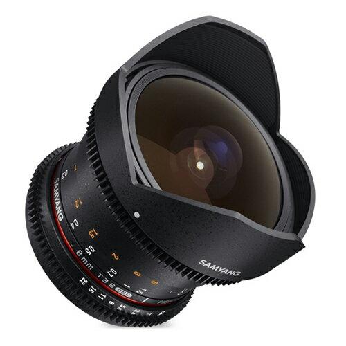 Samyang鏡頭專賣店: 8mm/T3.8 Fisheye for Canon EOS II 二代 (微電影 魚眼 5D 5D2 5D3 6D 7D 1D4) (二個月保固)