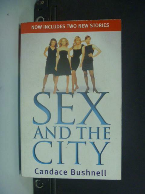 【書寶二手書T8/一般小說_GCZ】Sex and The City 慾望城市_BUSHNELL