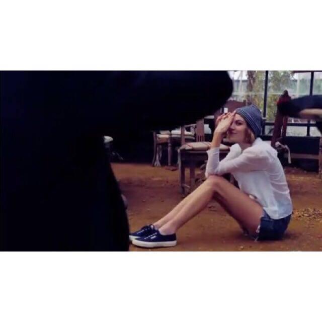 【SUPERGA】義大利國民鞋-深藍 Cotu - Classic2750 7