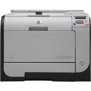 HP LaserJet CP2025n Color Laser Printer 1