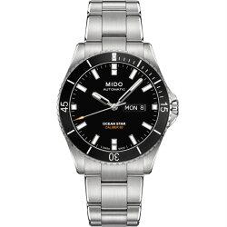 Mido 美度錶 M0264301105100 Ocean Star夜光防水腕錶 /42.5mm