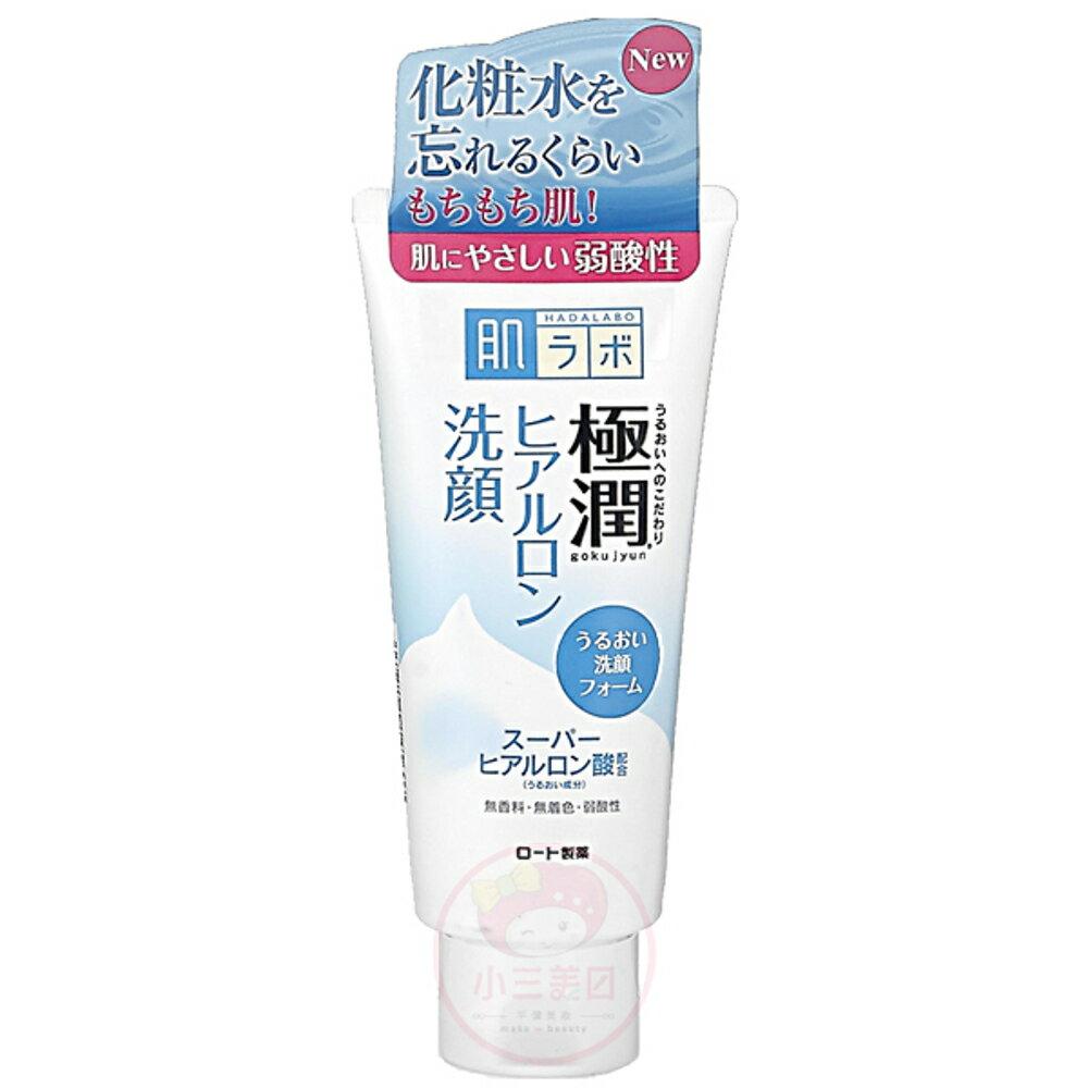 ROHTO肌研 極潤保濕洗面乳100g【小三美日】◢D120895
