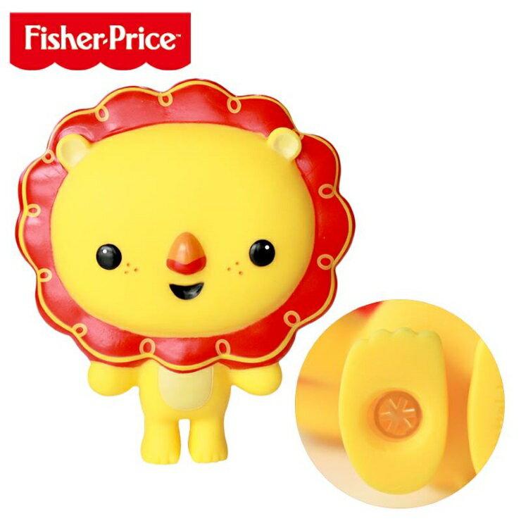 Fisher 啾啾噴水玩偶獅子 / 小象 1
