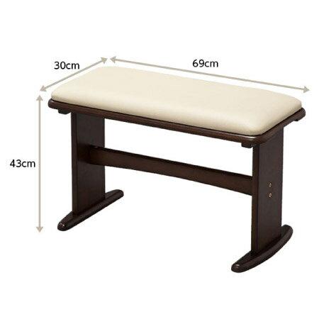 ◎可伸縮兩人餐桌椅組 ROA MBR NITORI宜得利家居 8