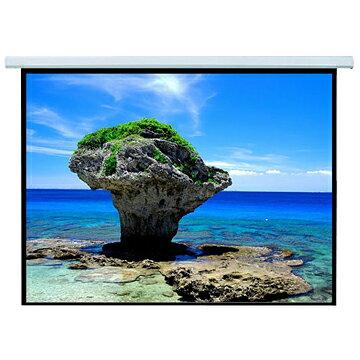 台灣製 投影機 手拉 60x60 75吋 蓆白 布幕