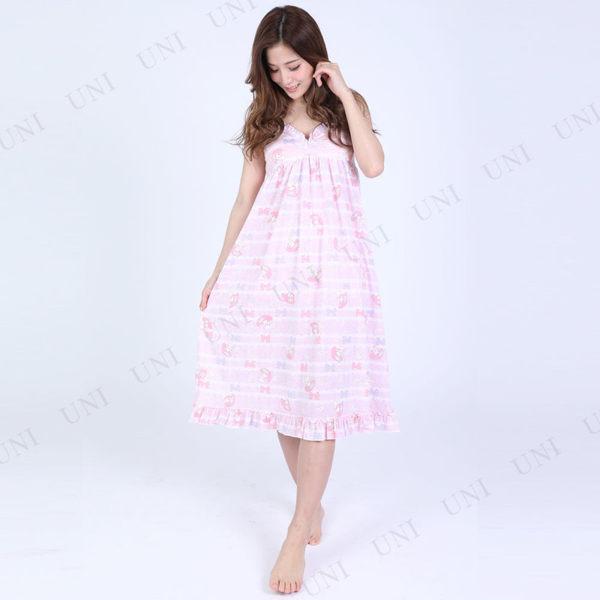 美樂蒂棉質洋裝睡褲睡衣SAN-933