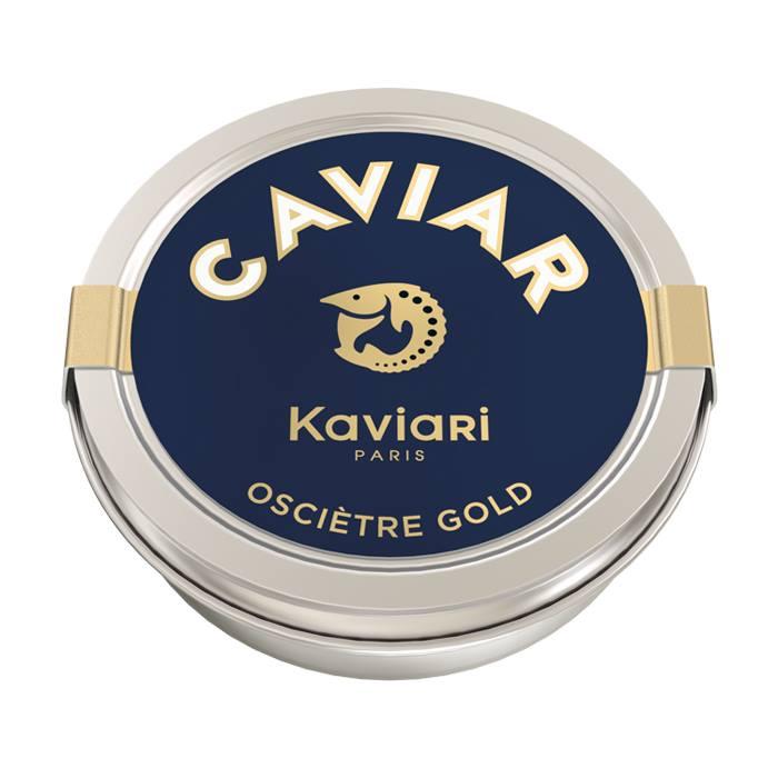 法國KAVIARI至尊奧賽嘉魚子醬30g (預購)