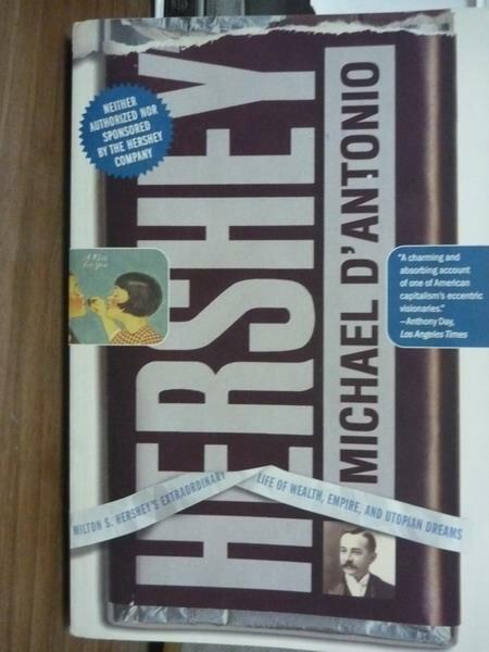 【書寶二手書T2/原文書_QGB】Hershey_Michael D'Antonio