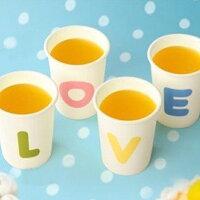 婚禮小物推薦到LOVE字母簡易水杯 求婚 告白 婚禮 拍攝 小物 造型 擺飾 廚房 居家 ♚MY COLOR♚【G012-1】