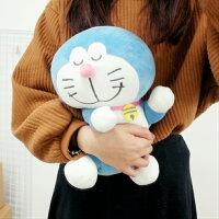小叮噹週邊商品推薦PGS7 日本卡通系列商品 - 日本 小叮噹 哆啦A夢 Doraemon 睡姿 娃娃 (M) 玩偶 抱枕【SJJ7363】