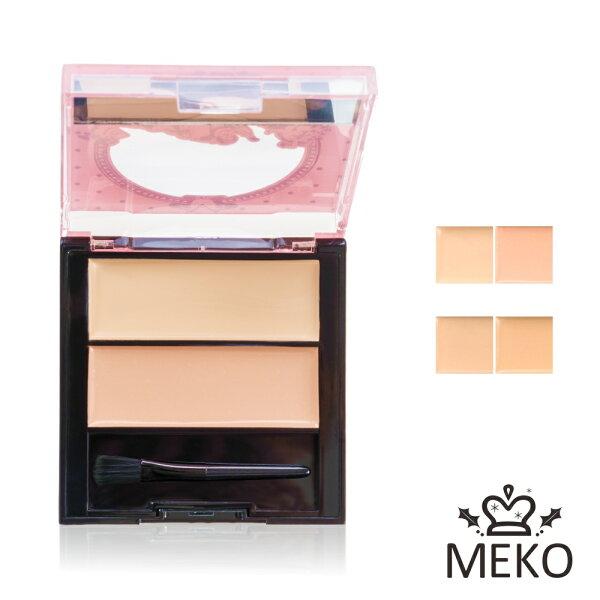 【MEKO】綻放童顏遮瑕盤(共2色)