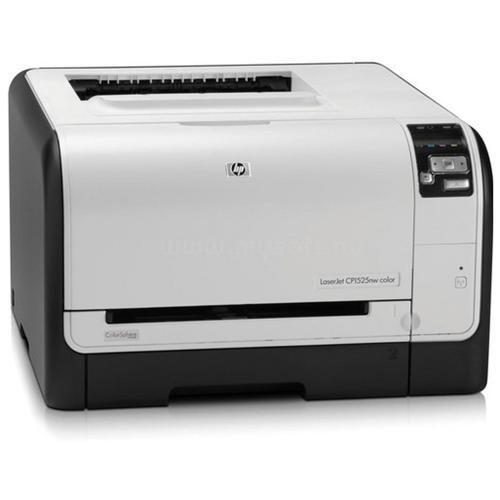 HP LaserJet Pro CP1525nw Color Laser Printer 1