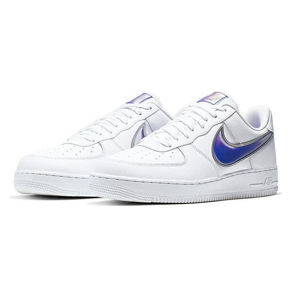 【NIKE】AIR FORCE 1 07 LV8 3 休閒鞋 白 男鞋 -AO2441101 0