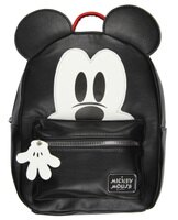 Disney Mickey Mouse 3D Ears Faux Leather Mini Backpack Deals