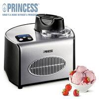 消暑廚房家電到PRINCESS 荷蘭公主超靜音數位全自動冰淇淋機 282600