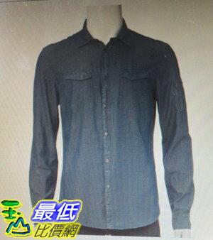[COSCO代購 如果沒搶到鄭重道歉] Calvin Klein 男牛仔風格長袖襯衫 W1080432