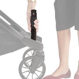 美國 Baby jogger city select LUX 二座專用結合器【紫貝殼】