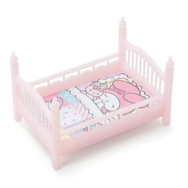 【真愛日本】18072100006床型盒附便條紙-MM睡覺ACYB美樂蒂melody便條紙床型盒文具