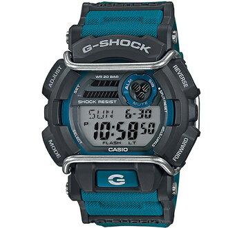 CASIO G-SHOCK GD-400-2數位流行腕錶/52mm