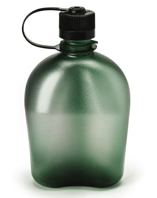 ~鄉野情戶外用品店~ Nalgene |美國| OASIS 軍式水壺~綠色~/1777~9