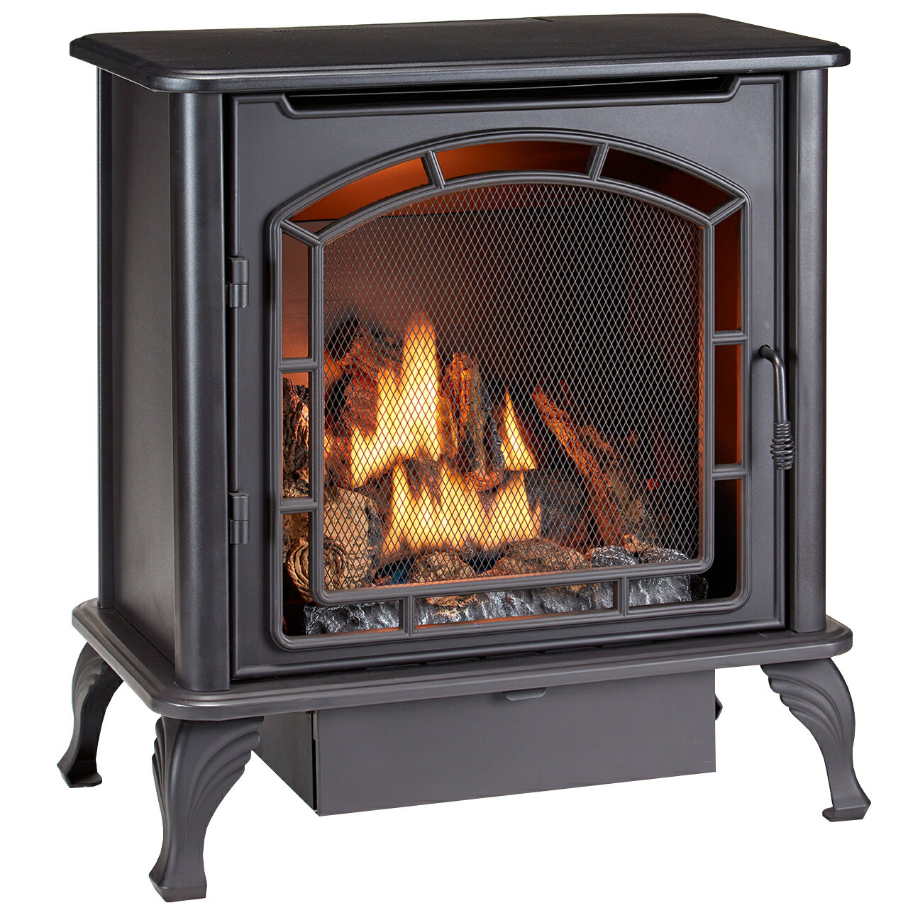Factory Buys Direct Duluth Forge Dual Fuel Ventless Gas Stove