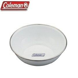 [Coleman]琺瑯碗單入白公司貨CM-32361
