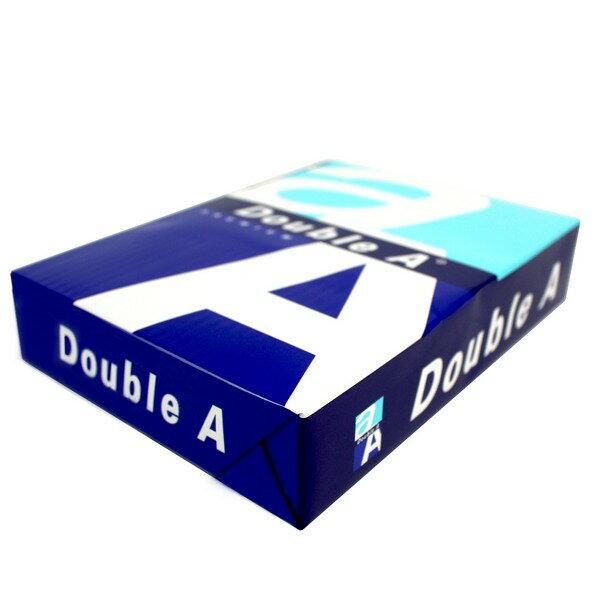 Double A A4影印紙 A&a (80磅) 2大箱10包入(每包500張) 免運費 白色影印紙 80磅影印紙 1