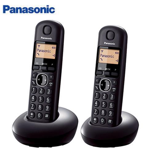 Panasonic國際 數位雙子機無線電話機KX-TGB212【愛買】