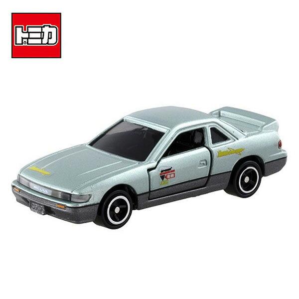 【日本正版】DreamTOMICANO.170頭文字DS13SILVIA玩具車多美小汽車-866909