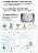 """""""99購物節""""【睡袋 / 兒童睡袋】【MYHOUSE】韓國防蟎抗敏派對動物兒童睡袋 - 雲朵藍 7"""