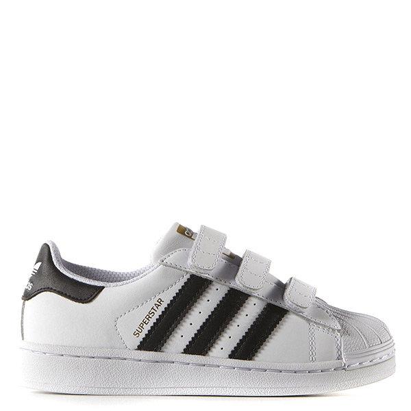 【EST S】Adidas Superstar Foundation B26070 魔鬼氈 中童鞋 黑白 H0317