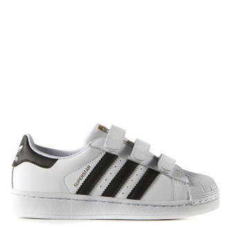 【EST S】Adidas Superstar Foundation B26070 魔鬼氈 中童鞋 黑白 H0317