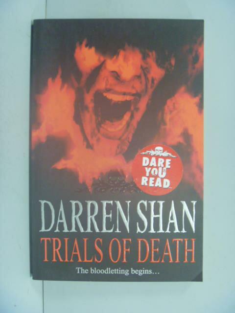~書寶 書T6/一般小說_GGL~Trails of Death ^(Darren Sha