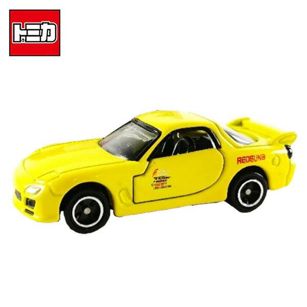 【日本正版】DreamTOMICASP頭文字DFD3SRX-7玩具車多美小汽車-856528