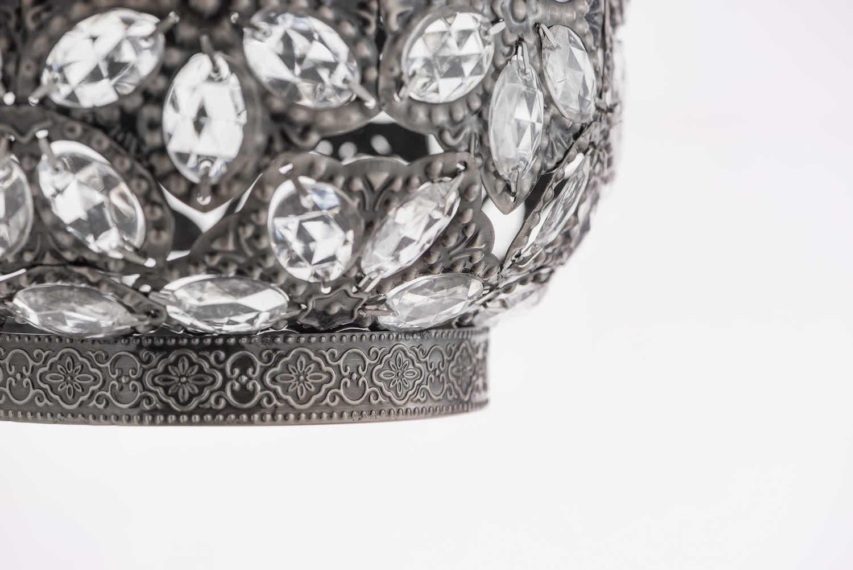 青古銅花瓣紋吊燈-BNL00071 1