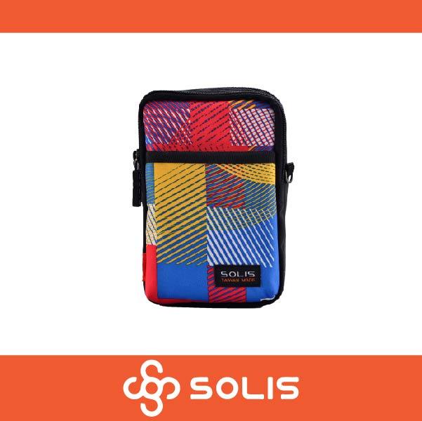 SOLIS B07011 馬戲團系列多功能萬用包 側背包 腰包 防潑水 萬特戶外運動