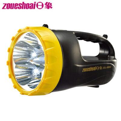 集樂購生活家電王 【日象】5Lamp充電式炙亮LED探照燈 ZOL-8900D
