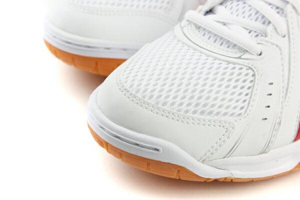 亞瑟士 ASICS RIVRE EX 7 羽排球鞋 運動鞋 白色 男鞋 TVR482-0123 no316 4