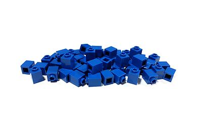 BrickBrick潮帽-藍色積木(Regular)