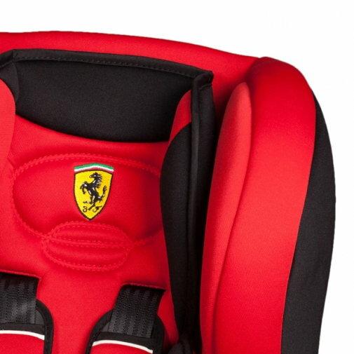 『121婦嬰用品館』 法拉利旗艦0~4歲安全汽座 - 紅色 FB00299 3
