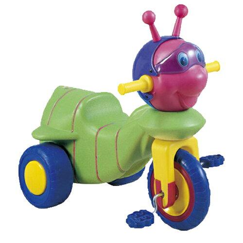 繽紛小蜜蜂兒童三輪車