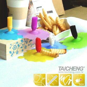 日本MAKINOU|環保矽膠防漏保鮮杯蓋-薯條先生|台灣製專利 日式無毒 通過SGS 牧野丁丁