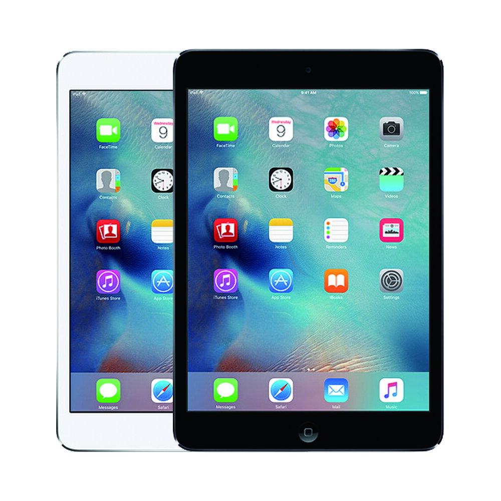 小婷電腦旗艦店 近全新福利品 贈皮套+鋼化貼 Apple蘋果 iPad mini 2 Wi-Fi+Cellular 7.9吋 32G