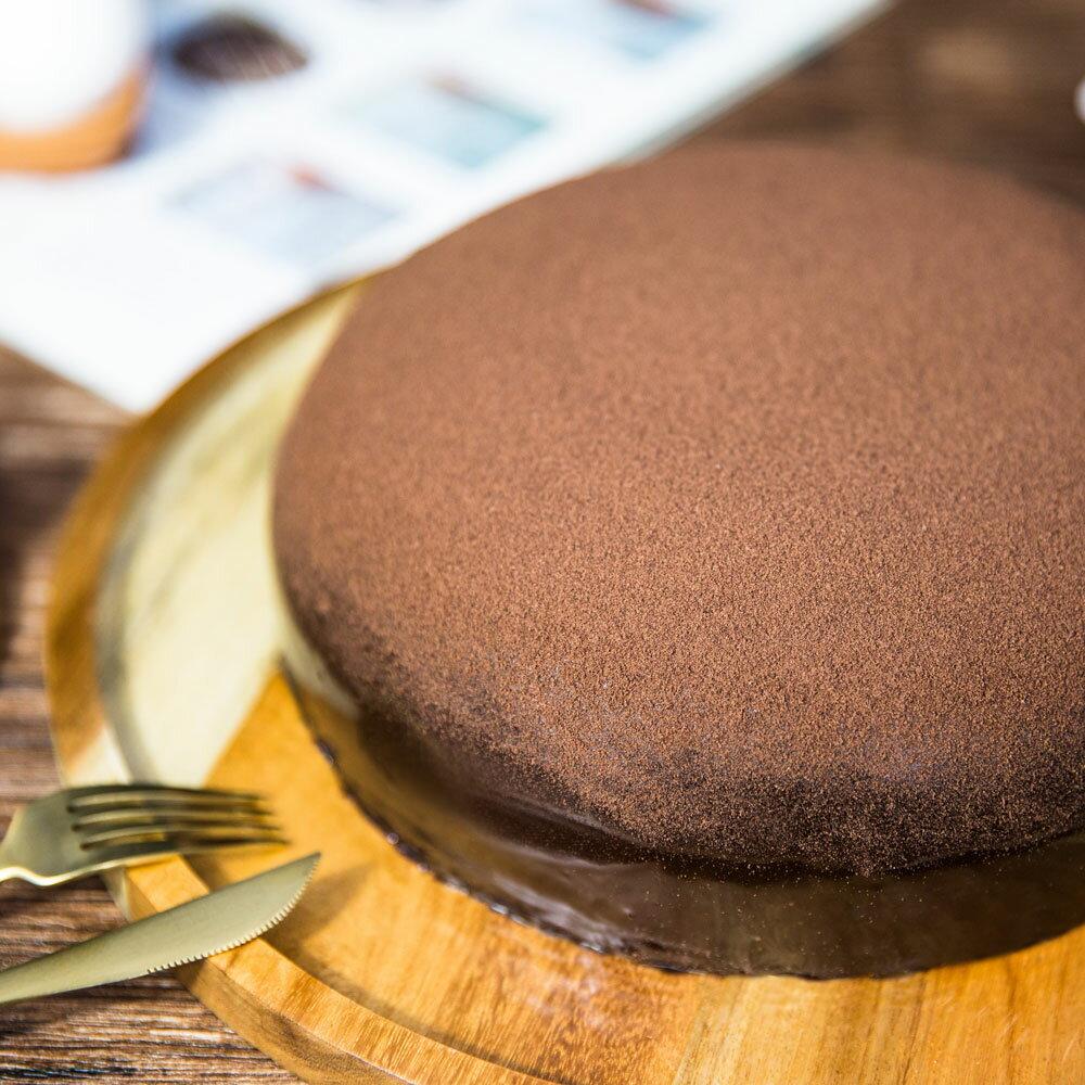 【上城蛋糕】上城黑森林8吋-多層次巧克力風情,巧克力蛋糕,黑森林蛋糕,巧克力戚風,下午茶甜點首選