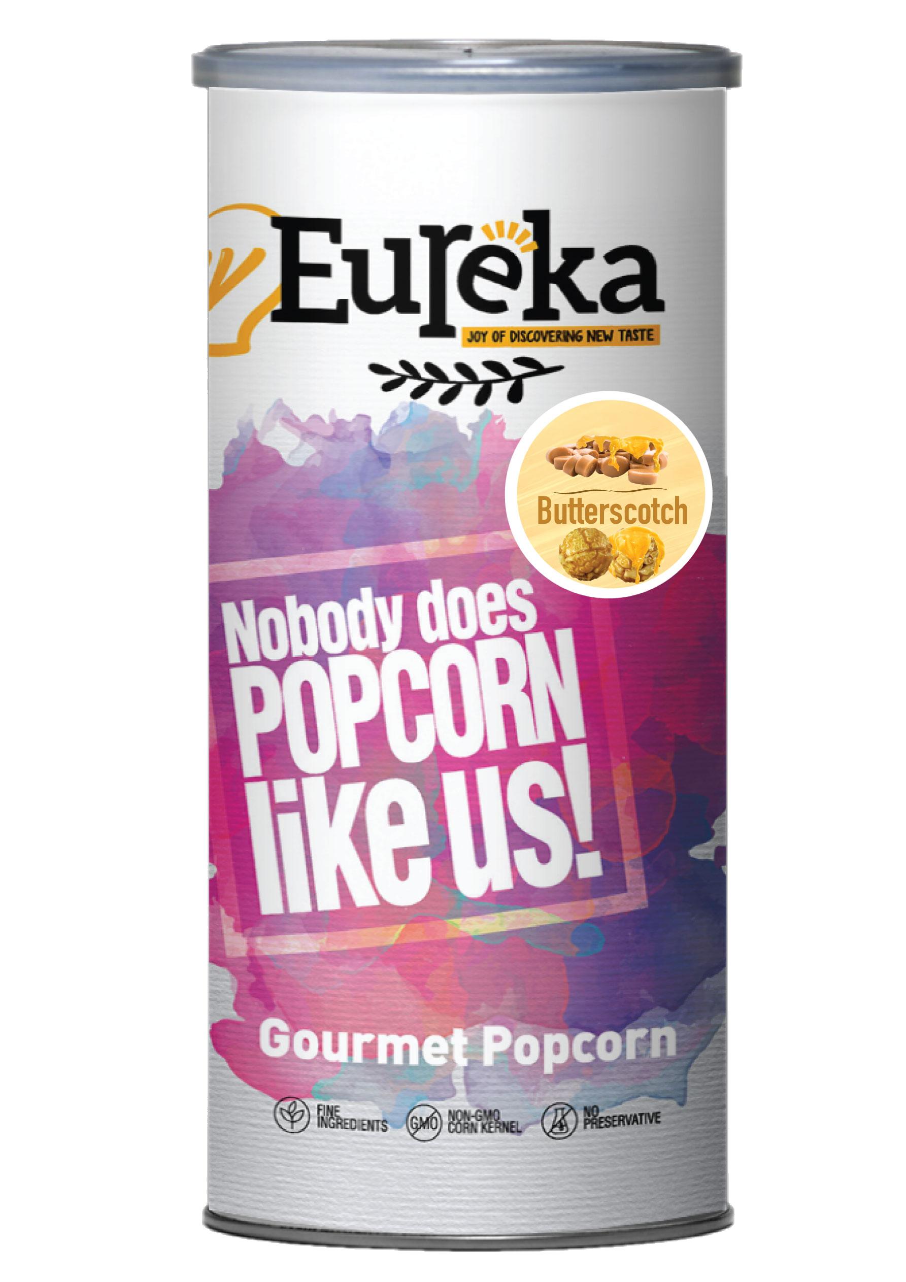 奶油糖 -【EUREKA爆米花】★90克派對罐★團購派對聚餐首選零食