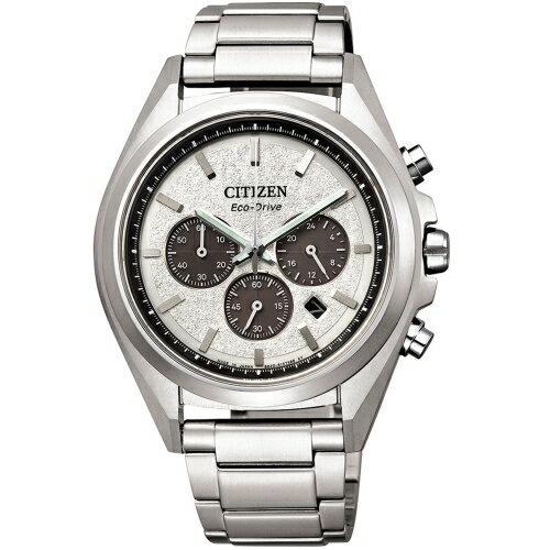 CITIZEN星辰光動能超級鈦計時手錶CA4390-55A