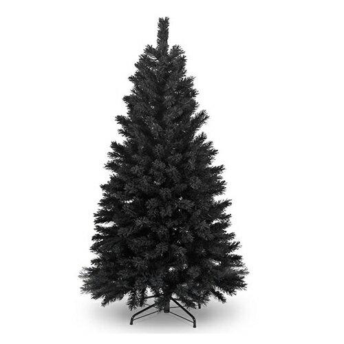 台製豪華型8尺/8呎(240cm)時尚豪華版黑色聖誕樹 裸樹(不含飾品不含燈)YS-NBT08001