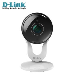 【D-Link 友訊】Full HD 無線網路攝影機(DCS-8300LH) 【加碼送發光USB充電頭】【三井3C】