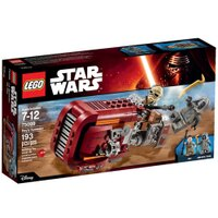 樂高積木LEGO《 LT75099 》STAR WARS™ 星際大戰系列 - Reys Speeder™