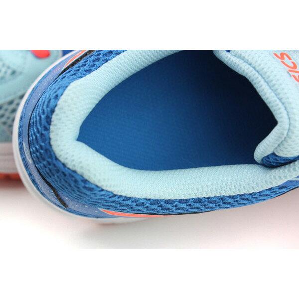 亞瑟士 ASICS GEL-CONTEND 4 GS 運動鞋 童鞋 藍色 大童 C707N-1406 no283 5